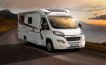 WEINSBERG CaraCompact EDITION [PEPPER] 2019 Wohnmobil-Sondermodelle